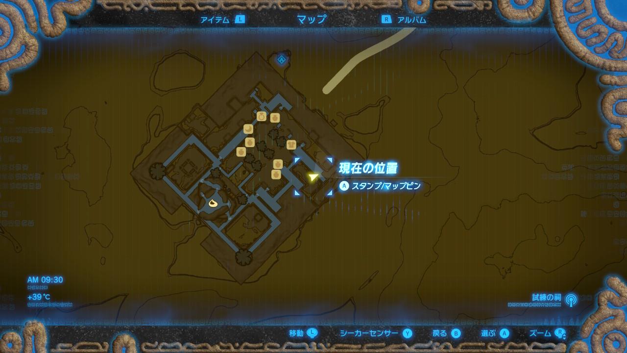 秘密クラブmap