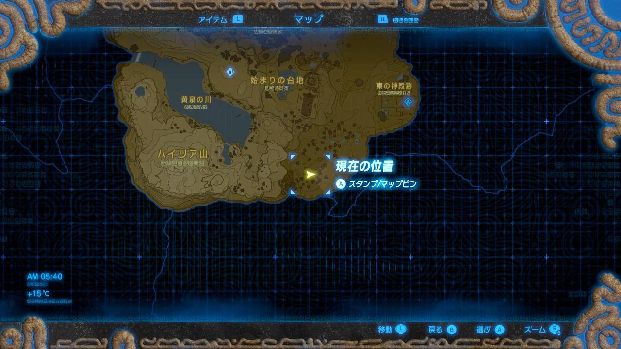 老人小屋map